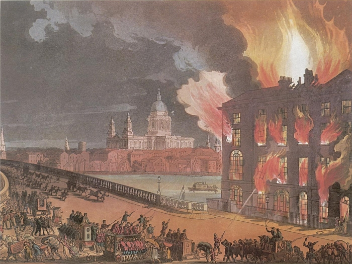 Background - Fire Insurance Policy Registers, 1777- 1786